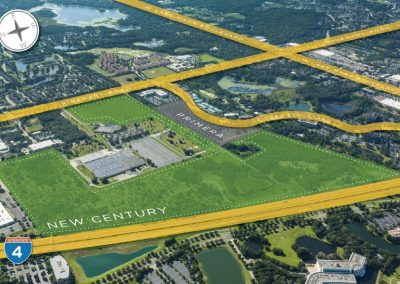 New Century Mixed Use Development – Lake Mary, FL
