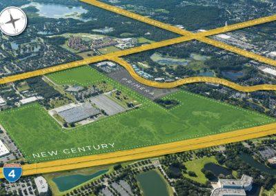 New Century Mixed Use Development – Lake Mary, FL